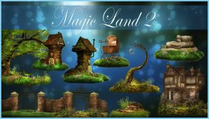 Magic Land 2 png by moonchild-ljilja