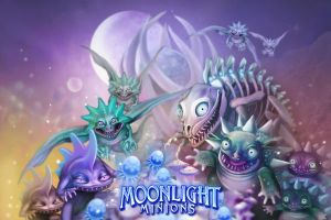 Moonlight Minions Promo by PinkParasol