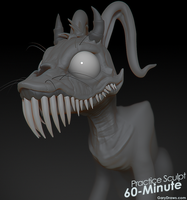 Sin - 60-Minute Practice Sculpt by GaryStorkamp