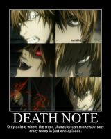 Death Note Boys 3 by BeyondBirthday22