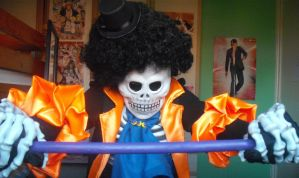 Brook Cosplay - Attack by supernanny191
