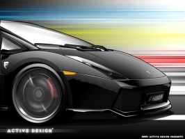 Hamann Lamborghini Gallardo by Active-Design