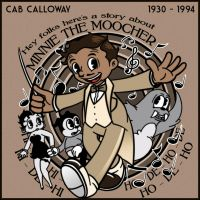 Through the Ages - Cab Calloway by Dr-Reggie