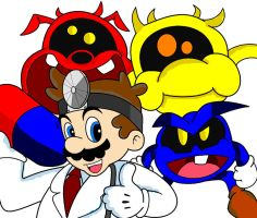 dr mario by supermariobroDX