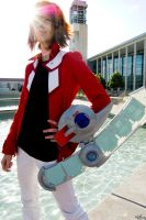 Judai Yuki: Into the Sunshine by Malindachan