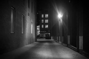 Alley by gperkins10