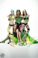 Modified Models - St Patricks Day 2 by nikkivicious
