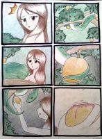 The Fall of Humannity-pg 1of3 by KittyCowLexa