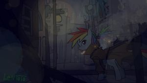 Wallpaper : Noir Dashie 1920 x 1080 by LenToTo