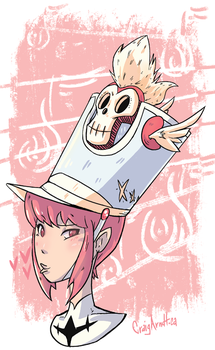 Nonon - The beauty of music by CraigArndt