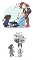 Undertale by MadJesters1