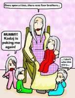 Mother's Story by Midnas