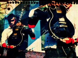 frank Iero by withoutrainbow