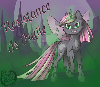 Resistance is Futile by firegoddess2148