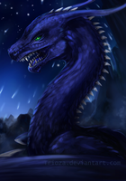 Dragon for Ayreena by Trioza