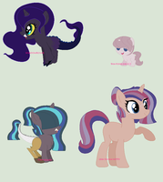 MLP Shipping Customs ((1/2)) by SPR1NGTR4P