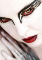 Black Swan - make up.. by sayra