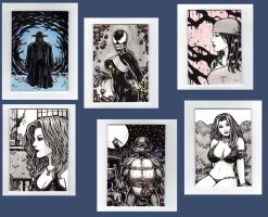 Sketch Cards by rplatt