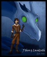J'thro and Landzoth by coda-leia