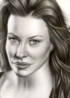 Evangelina Lilly by onpumi