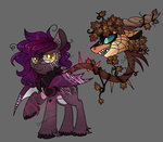 Spoopy Primal Plant Auction -OPEN- by Dracini