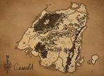 Map of Carseld by Saracia