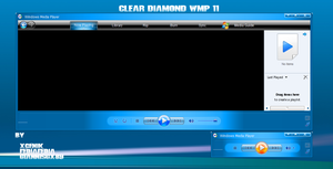 Clear Diamond WMP 11 XP by XceNiK