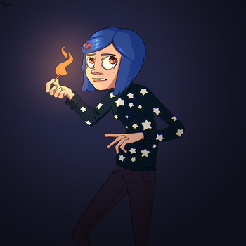 Coraline by TopolTree
