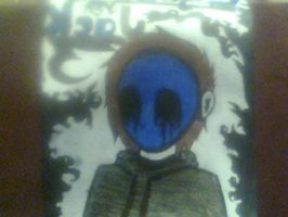 Eyeless Jack- poster piece by daisey166
