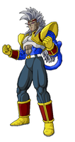 MB2 Vegeta SSJ6 Blue by DBZ2010