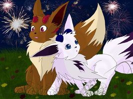 CM: It's only fireworks by BekkiDarliin