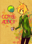 Coffee Addict by EnkyIII