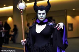 Maleficent by kawaiilove