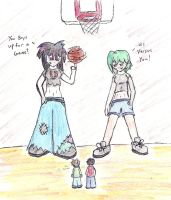 Basketball by ManiakMonkey