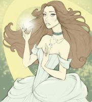 Lena of the Light by Maryanneleslie