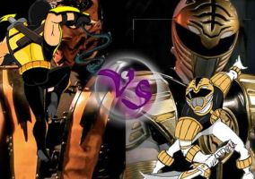 Scorpion Vs White Tiger Ranger Promo Edited-1 by Yungteddy10
