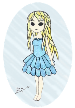 Nastia in other chibi style by Zivichi