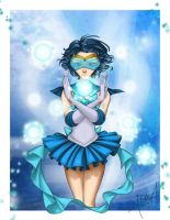 Sailor Mercury by Mistava