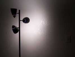 Bare Wall by AzraelleWormser