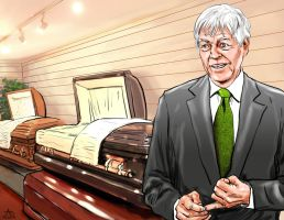 Legacy of a Funeral Director by Mortal-Mirror