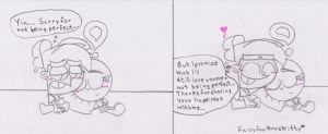 Yinmy_Our imperfect love :3 by Krys-DamianiFoo