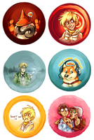 SILENT HILL: It was foretold by buttons! by katanisk