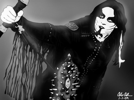 Shagrath Complete by aka-bloodfang1