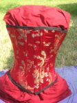 UpCycled Corset by WillowForrestall