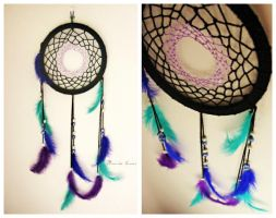 DIY Dreamcatcher by MaNiShAmAnOj