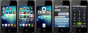 iPhone 4 Screenshots by mpk2