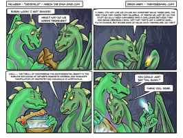 Falheria page 3 - Crystals by thrivis