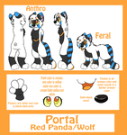 Portal Ref Commission by Sockune