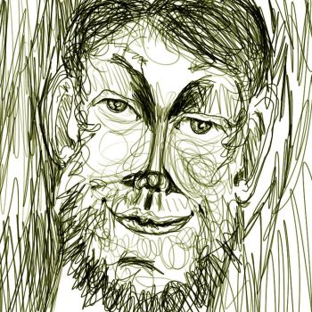 Self Portrait from Imagination by bagbaggins