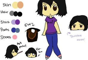 Trina  Ref by chicgurl95